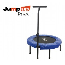 Orange Moovz Jump Up Trampoline Deluxe