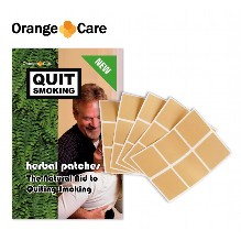 Orange Care Smoke Patch